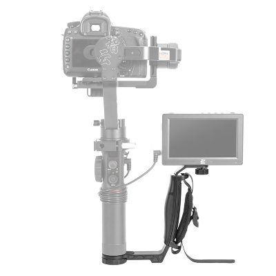 Мини двуручный хват Zhiyun-Tech TransMount Mini Dual Grip (SHH-01)